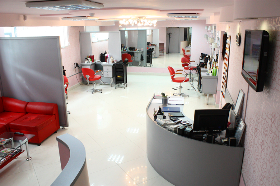 for A creative touch beauty salon